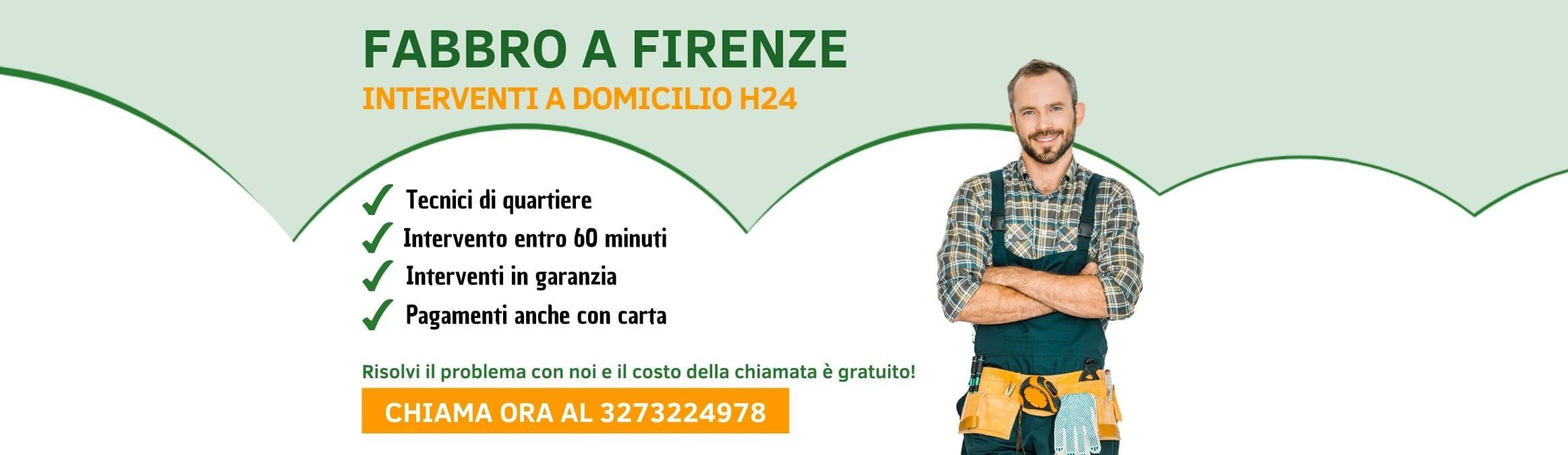 Fabbro a Firenze h24
