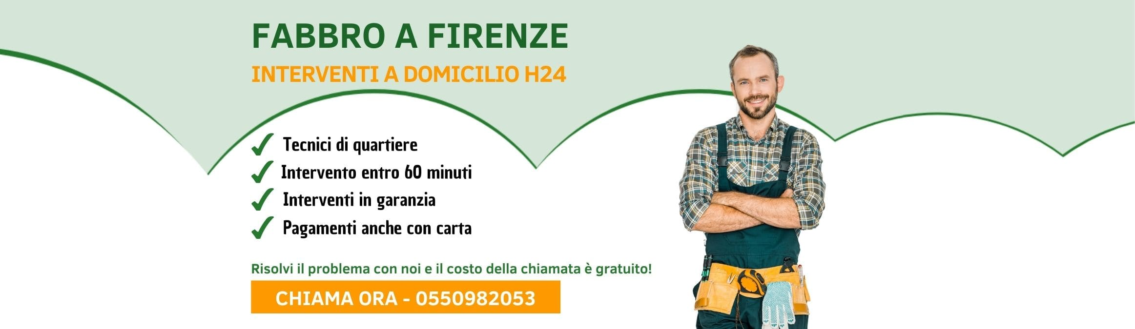Fabbro Firenze - Pronto Intervento h24